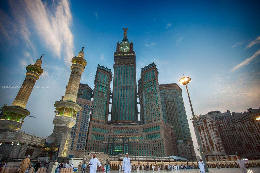Vous avez dit la mecque islam v rit for Interieur de la kaaba